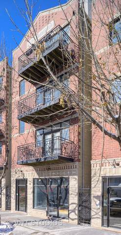 1046 W Fulton Market #3, Chicago, IL 60607 (MLS #10576090) :: Property Consultants Realty