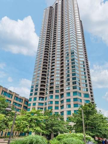 400 N Lasalle Drive #4209, Chicago, IL 60654 (MLS #10576097) :: John Lyons Real Estate