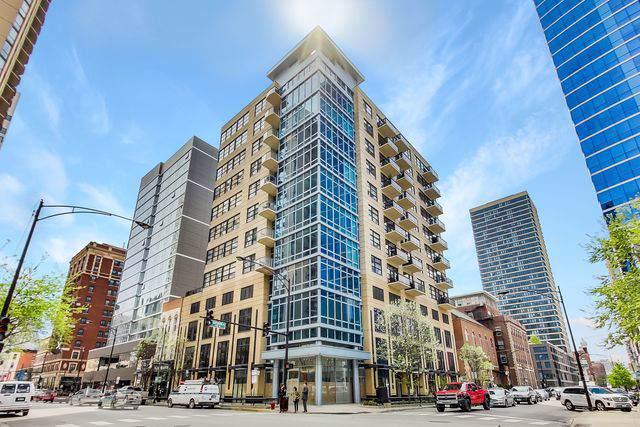 101 W Superior Street #701, Chicago, IL 60654 (MLS #10576138) :: John Lyons Real Estate
