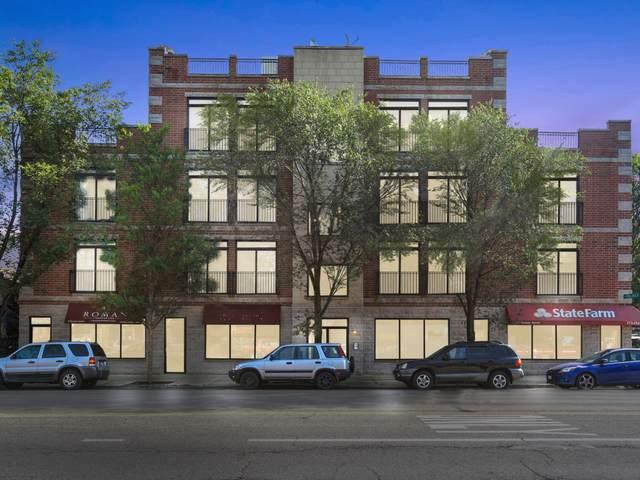 2207 N Western Avenue 2D, Chicago, IL 60647 (MLS #10576143) :: John Lyons Real Estate