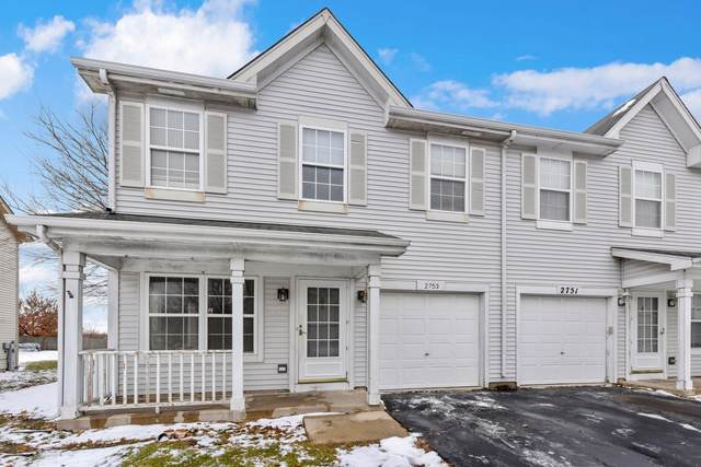 2753 Cripple Creek Court, Naperville, IL 60564 (MLS #10576180) :: Property Consultants Realty