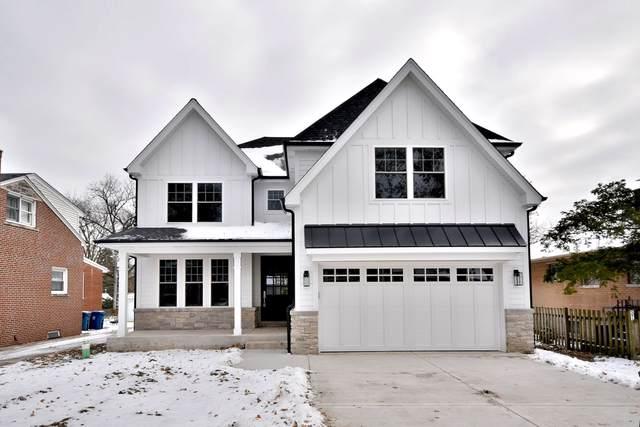 484 N Oaklawn Avenue, Elmhurst, IL 60126 (MLS #10576189) :: The Dena Furlow Team - Keller Williams Realty