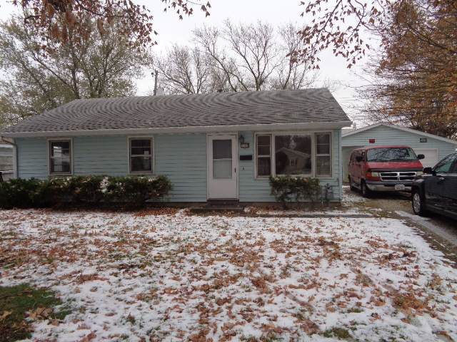 1405 Holly Hill Drive, Champaign, IL 61821 (MLS #10576202) :: Helen Oliveri Real Estate