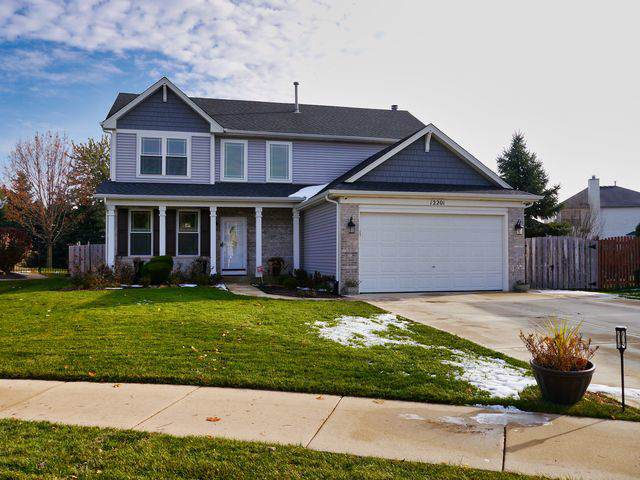 12201 Magnolia Court, Plainfield, IL 60585 (MLS #10576205) :: Property Consultants Realty