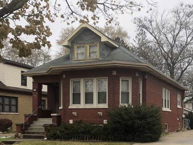 411 S Berkley Avenue, Elmhurst, IL 60126 (MLS #10576250) :: The Dena Furlow Team - Keller Williams Realty