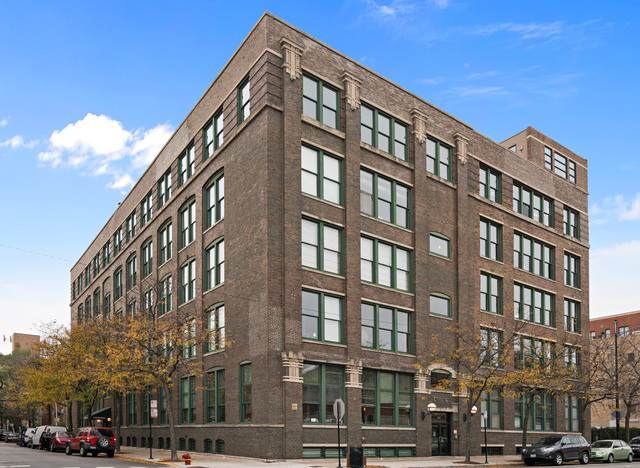 1327 W Washington Boulevard 4F, Chicago, IL 60607 (MLS #10576270) :: Property Consultants Realty