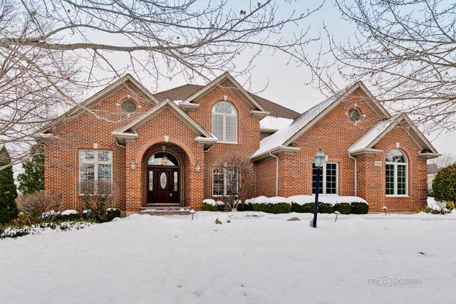 9555 Player Court, Lakewood, IL 60014 (MLS #10576307) :: Property Consultants Realty