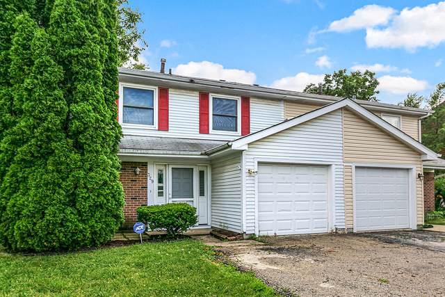 329 Kirkwood Circle, Bolingbrook, IL 60440 (MLS #10576338) :: RE/MAX IMPACT
