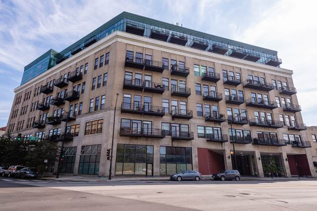 1645 W Ogden Avenue #435, Chicago, IL 60612 (MLS #10576405) :: Property Consultants Realty