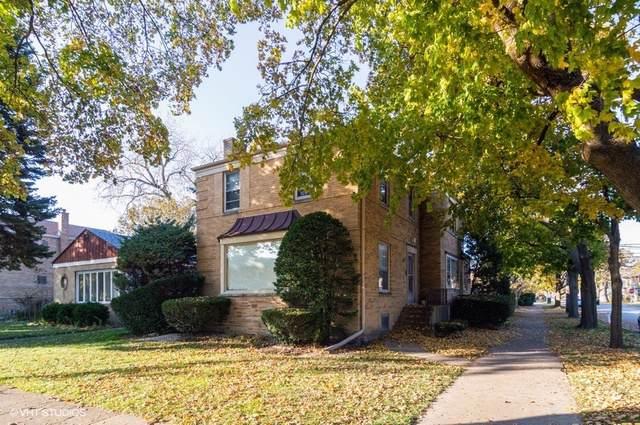 7234 N Sacramento Avenue, Chicago, IL 60645 (MLS #10576407) :: The Perotti Group | Compass Real Estate