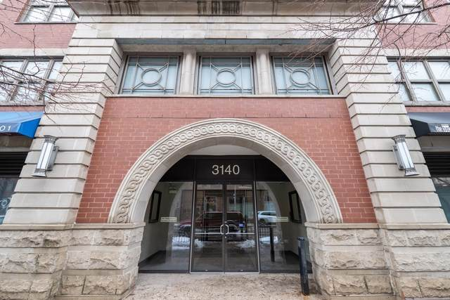3140 N Sheffield Avenue #601, Chicago, IL 60657 (MLS #10576419) :: Touchstone Group