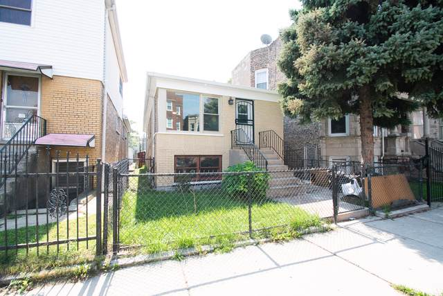 4315 W Jackson Boulevard, Chicago, IL 60624 (MLS #10576435) :: The Perotti Group | Compass Real Estate