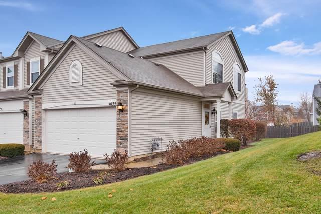 1622 Fredericksburg Lane #1622, Aurora, IL 60503 (MLS #10576494) :: O'Neil Property Group