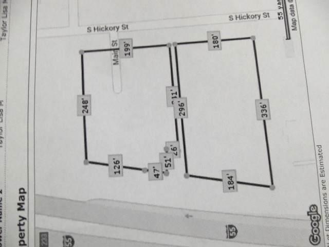 0 S Hickory Street, Braidwood, IL 60408 (MLS #10576512) :: Janet Jurich