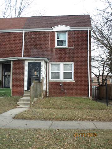 8629 S St Lawrence Avenue, Chicago, IL 60619 (MLS #10576522) :: The Perotti Group | Compass Real Estate