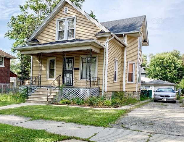 607 3rd Avenue, Joliet, IL 60433 (MLS #10576558) :: Berkshire Hathaway HomeServices Snyder Real Estate