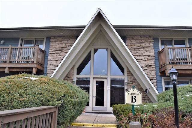 300 Opatrny Drive #227, Fox River Grove, IL 60021 (MLS #10576632) :: Lewke Partners