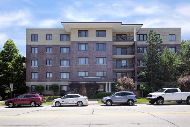 650 Laurel Avenue #203, Highland Park, IL 60035 (MLS #10576653) :: Ryan Dallas Real Estate