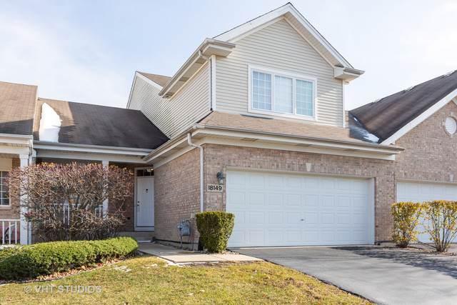 18149 Lake Shore Drive, Orland Park, IL 60467 (MLS #10576676) :: Ryan Dallas Real Estate