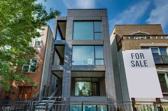 1410 N Greenview Avenue #1, Chicago, IL 60642 (MLS #10576731) :: The Dena Furlow Team - Keller Williams Realty