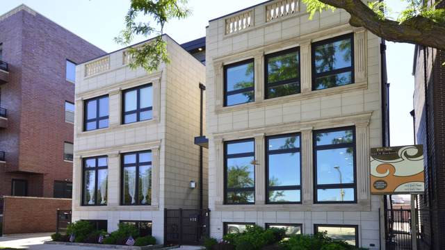 632 N Rockwell Street, Chicago, IL 60612 (MLS #10576756) :: The Dena Furlow Team - Keller Williams Realty