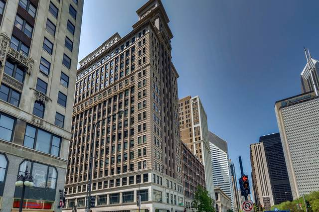 6 N Michigan Avenue N 1601-03, Chicago, IL 60602 (MLS #10576766) :: Property Consultants Realty