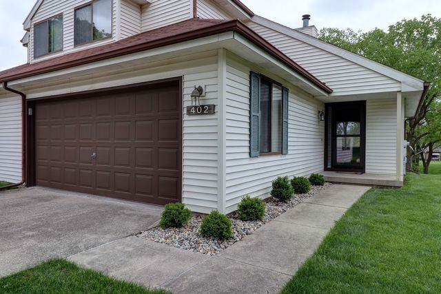402 Hilltop Road #402, Champaign, IL 61822 (MLS #10576795) :: John Lyons Real Estate
