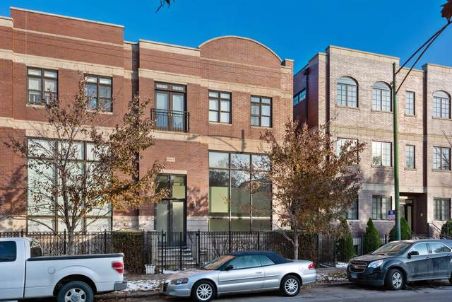 2659 N Ashland Avenue #6, Chicago, IL 60614 (MLS #10576799) :: Berkshire Hathaway HomeServices Snyder Real Estate