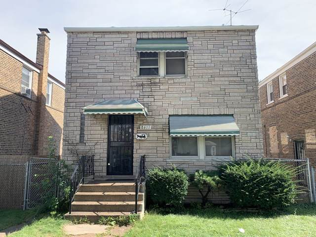 8611 S Jeffery Boulevard, Chicago, IL 60617 (MLS #10576828) :: Berkshire Hathaway HomeServices Snyder Real Estate