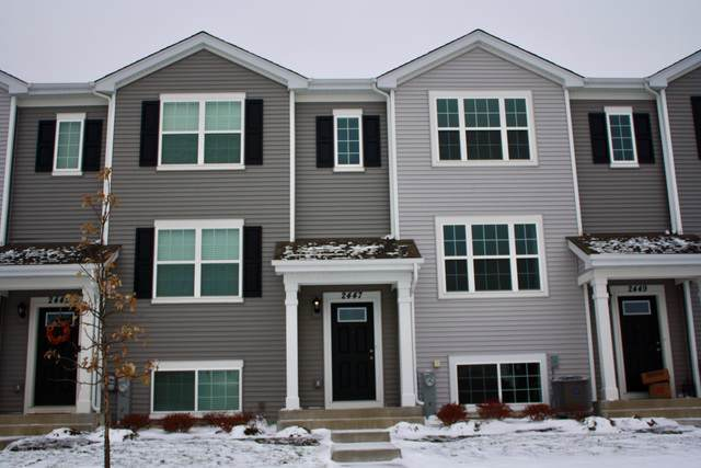 2447 Upland Road #2204, Pingree Grove, IL 60140 (MLS #10576841) :: The Mattz Mega Group