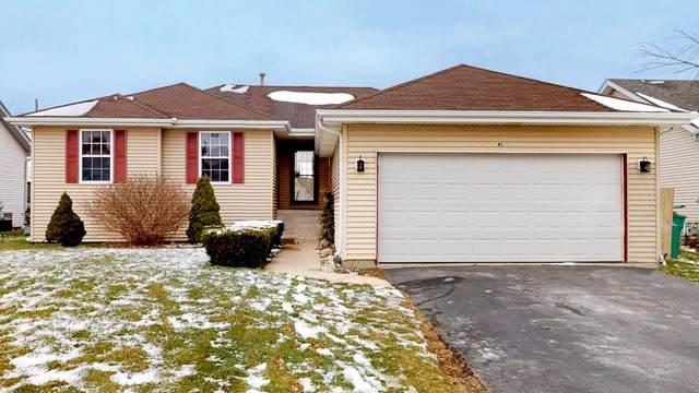 4511 Skylark Lane, Plainfield, IL 60586 (MLS #10576853) :: Berkshire Hathaway HomeServices Snyder Real Estate