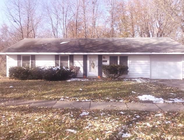 1105 Centennial Drive, Champaign, IL 61821 (MLS #10576930) :: John Lyons Real Estate