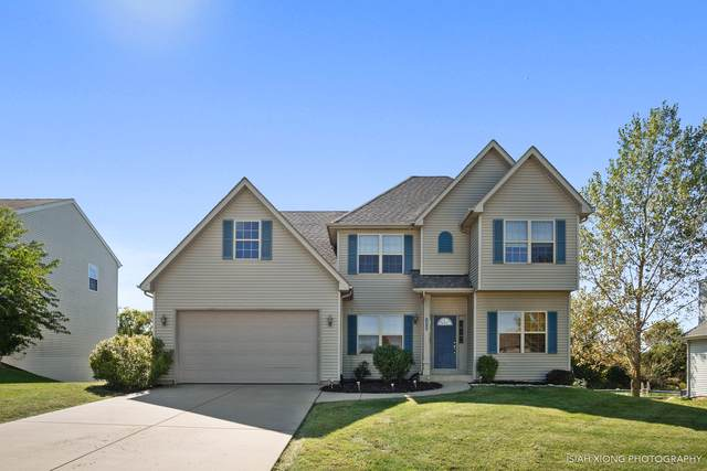 1873 Walsh Drive, Yorkville, IL 60560 (MLS #10576933) :: O'Neil Property Group