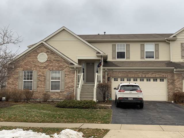 2624 Loren Lane #2624, Algonquin, IL 60102 (MLS #10576944) :: Baz Realty Network | Keller Williams Elite