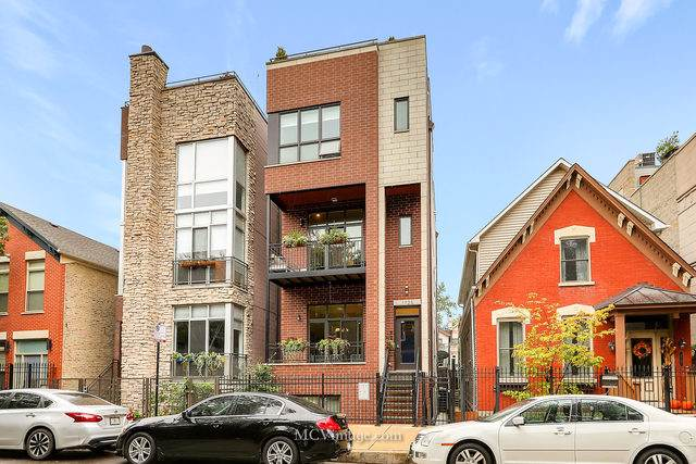1725 W Lemoyne Street, Chicago, IL 60622 (MLS #10576956) :: Property Consultants Realty