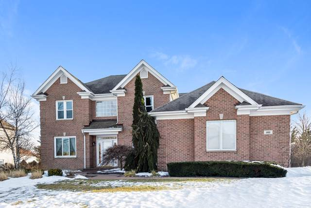 1681 Stone Ridge Lane, Algonquin, IL 60102 (MLS #10577003) :: The Mattz Mega Group