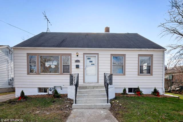 3761 214th Place, Matteson, IL 60443 (MLS #10577028) :: BN Homes Group