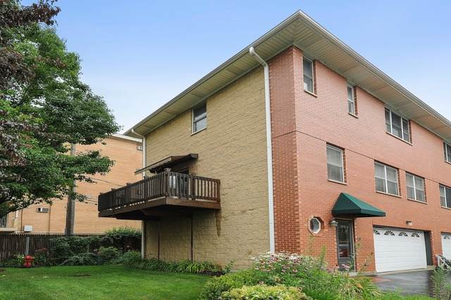 7322 Randolph Street #7, Forest Park, IL 60130 (MLS #10577065) :: Helen Oliveri Real Estate
