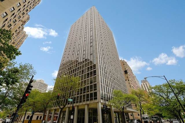 2400 N Lakeview Avenue #708, Chicago, IL 60614 (MLS #10577080) :: Property Consultants Realty