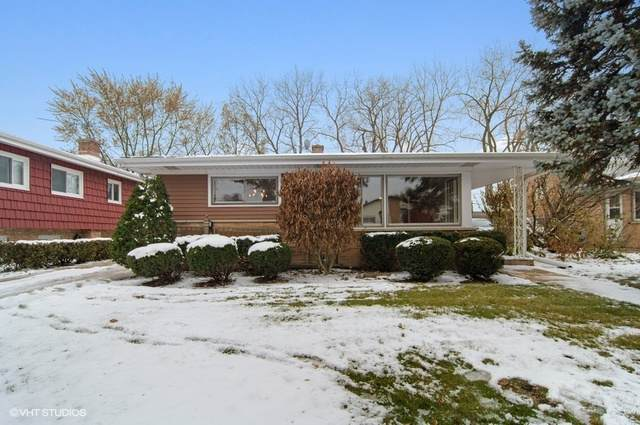 8944 Oak Park Avenue, Morton Grove, IL 60053 (MLS #10577110) :: John Lyons Real Estate