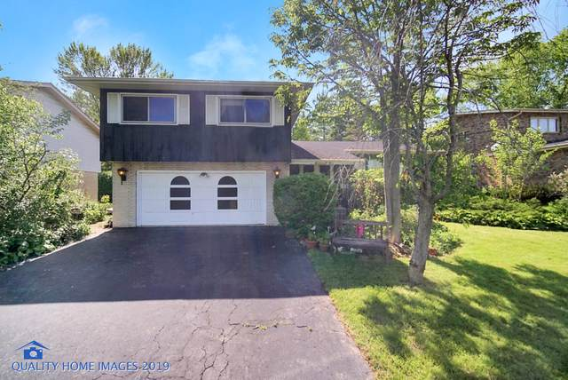1606 Heather Hill Cres, Flossmoor, IL 60422 (MLS #10577134) :: The Wexler Group at Keller Williams Preferred Realty