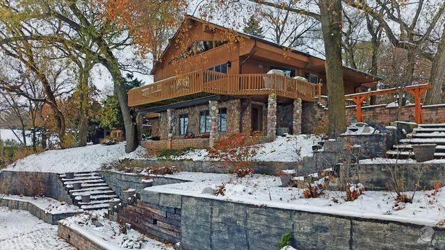 5304 W Lake Shore Drive, Wonder Lake, IL 60097 (MLS #10577143) :: Baz Realty Network | Keller Williams Elite