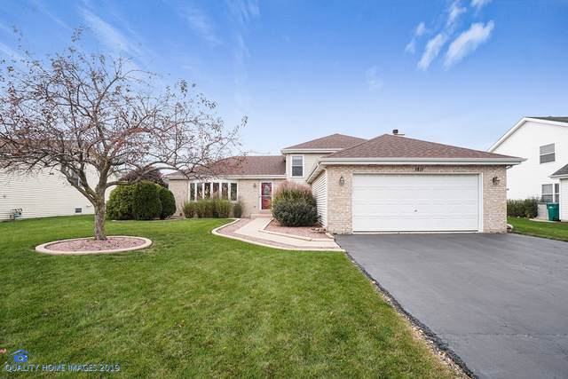 1811 Pebble Beach Drive, Plainfield, IL 60586 (MLS #10577191) :: The Wexler Group at Keller Williams Preferred Realty