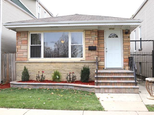 4733 W Palmer Street, Chicago, IL 60639 (MLS #10577195) :: The Spaniak Team