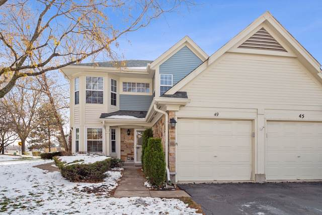49 Delaware Court #49, Schaumburg, IL 60193 (MLS #10577212) :: Property Consultants Realty