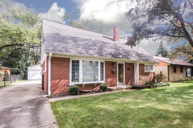 641 S Mitchell Avenue, Arlington Heights, IL 60005 (MLS #10577233) :: Berkshire Hathaway HomeServices Snyder Real Estate