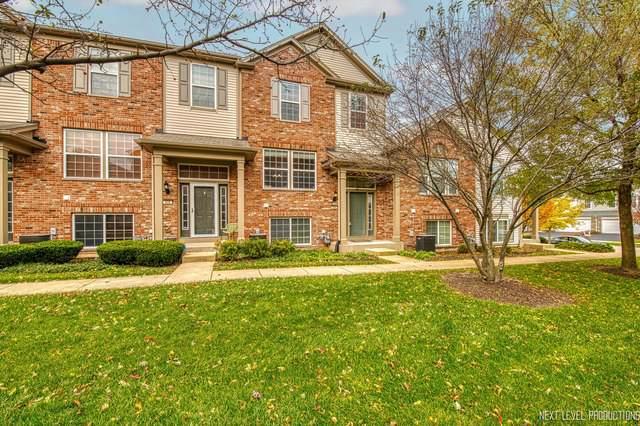424 Valentine Way, Oswego, IL 60543 (MLS #10577242) :: O'Neil Property Group