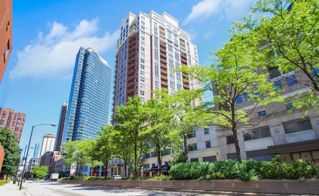 1101 S State Street H700, Chicago, IL 60605 (MLS #10577320) :: Property Consultants Realty