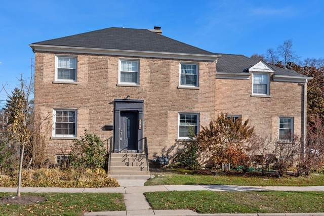 747 Dewey Avenue, Evanston, IL 60202 (MLS #10577331) :: Property Consultants Realty