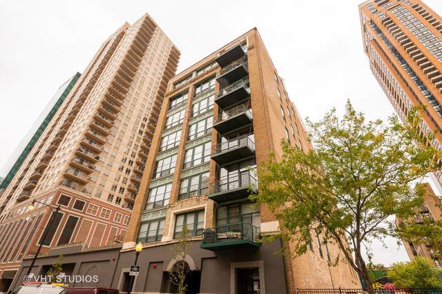 1133 S Wabash Avenue #305, Chicago, IL 60605 (MLS #10577379) :: Property Consultants Realty